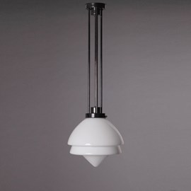 Empire hanglamp Art Deco Punt