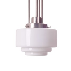 Empire Hanging Lamp Stepped