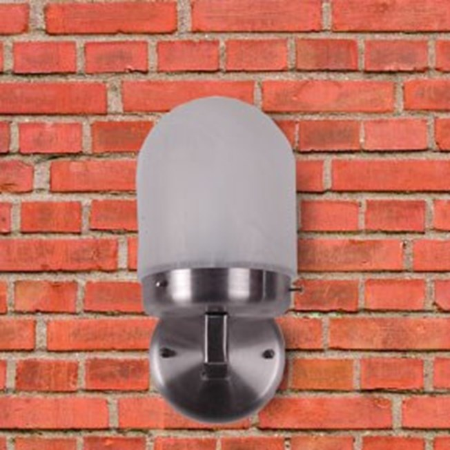 Wall Outdoor Lamp Round Head