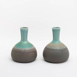 Set of 2 Vases Subtle