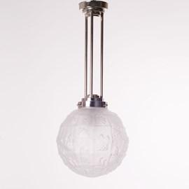 Hanging Lamp Pergola