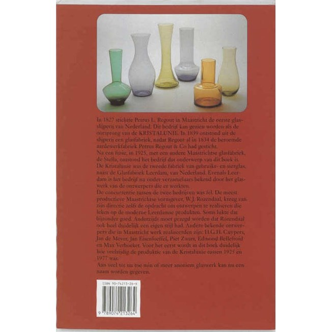 Book Kristalunie Maastricht