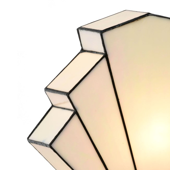 French Art Deco Tiffany Table Lamp