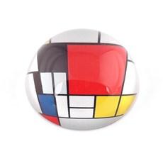 Paperweight Mondrian