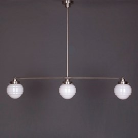 Hanging Lamp 3-Light with Polkadot