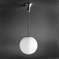 Hanging Lamp Globe 30cm Smooth