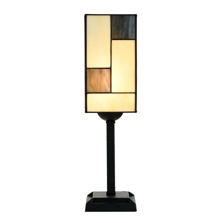 Tiffany Mondrian Table Lamp