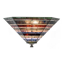 Tiffany Ceiling Lamp Industrial