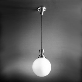 Hanging Lamp Luxury Gispen Globe 30 or 40 cm