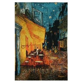 Wall Tapestry Café terrace at night | Vincent van Gogh