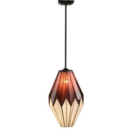 Tiffany Pendant Lamp Dancing with Origami
