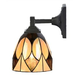 Tiffany Wall Lamp Parabola Quadrat