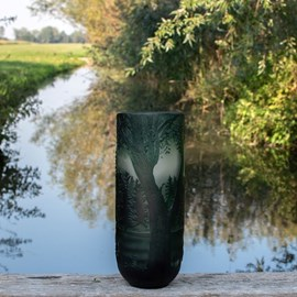 Vase Green Pine Dream
