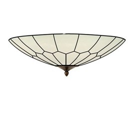 French Art Deco Ceiling lamp Gatsby