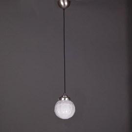 Pendant Lamp Linen Vintage Cord Artichoke