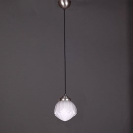 Pendant Lamp Linen Vintage Cord Lotus