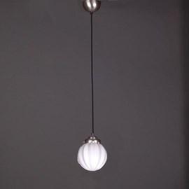 Pendant Lamp Linen Vintage Cord Carambola
