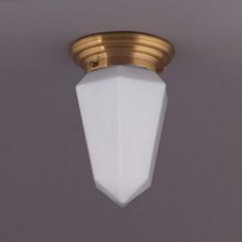 Ceiling Lamp Brilliant Matte Opal