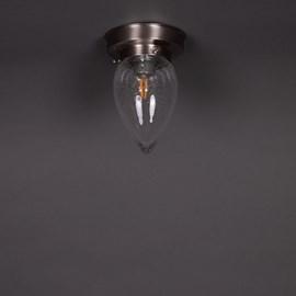 Ceiling Lamp Menhir Bubble Transparent