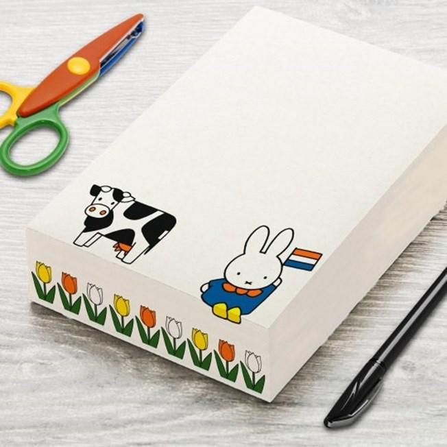 Notebook Nijntje in Holland