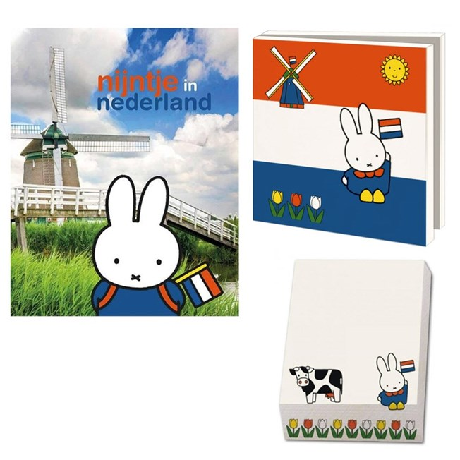 Gift Set Miffy in the Netherlands