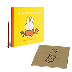 Gift Set Miffy the Artist