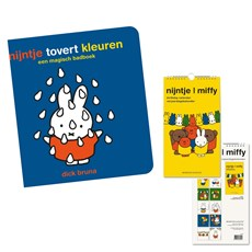 Gift Set Miffy Magic Colors