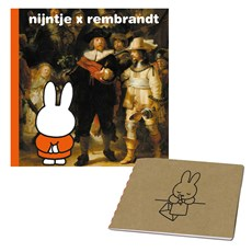 Gift Set Miffy x Rembrandt