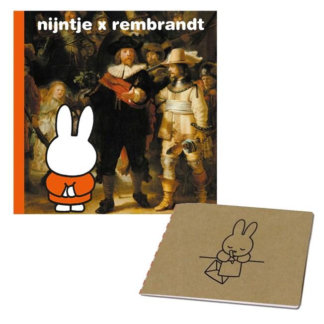 Gift Set Miffy x Rembrandt