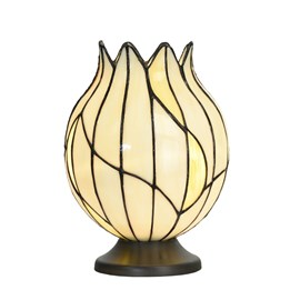 Tiffany Table Lamp Nature Open